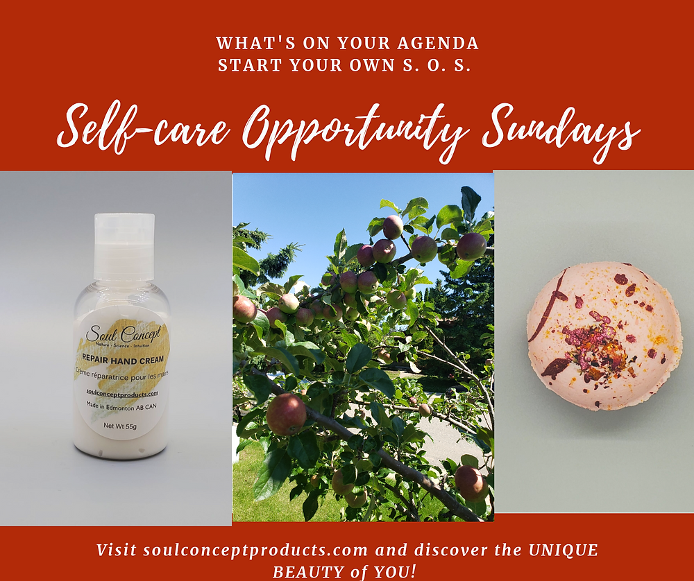 What Sunday self-care ritual will you implement? How will you honor your skin, body and soul?