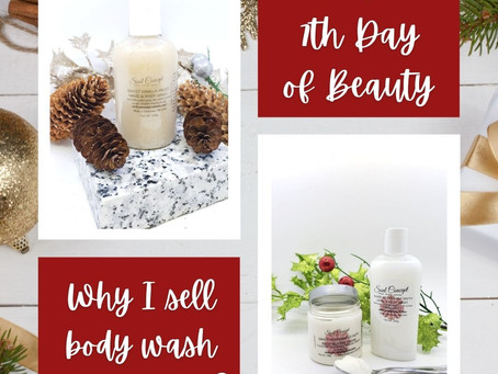 Day 7 of the 12 Days of Beauty