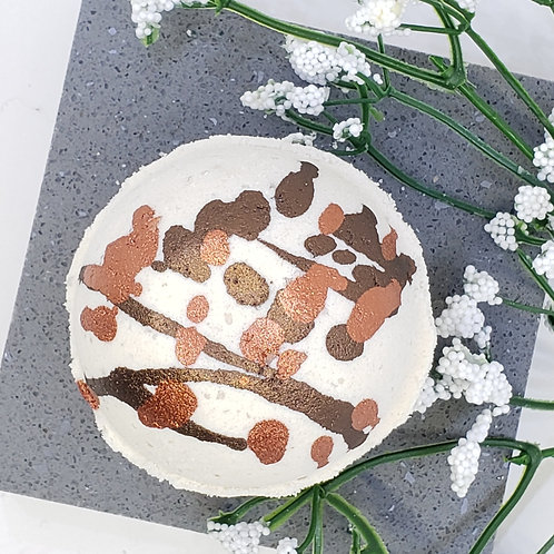 Vanilla Surprise Bath Bomb