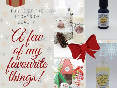 🎁🎀 A Few of My Favorite Things! 🎀🎁