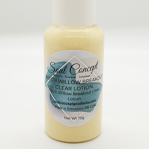 Witch Willow Breakout Clear Lotion