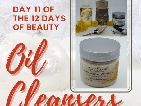 Day 11 of the 12 Days of Beauty