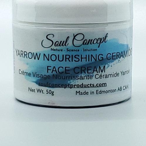 Yarrow Nourishing Ceramide Face Cream