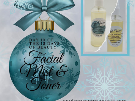 Day 10 of the 12 Days of Beauty