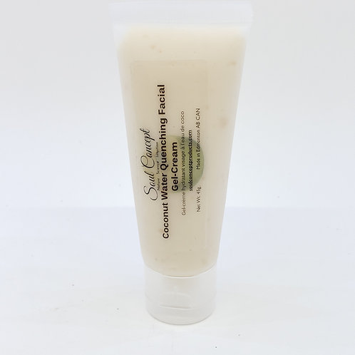 Coconut Water Quenching Facial Gel-Cream