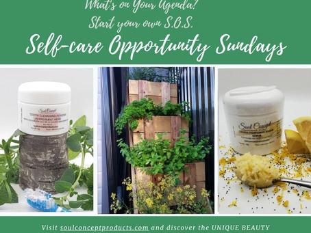 Self-care Opportunity Sundays (S.O.S.) - Herbs