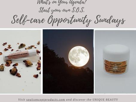 Self-Care Opportunity Sundays (S.O.S.) - Night