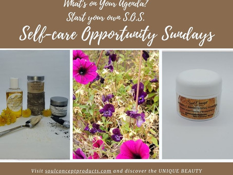 Self-care Opportunity Sundays (S.O.S.) - Natural Cycles