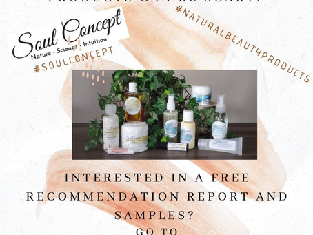 Free Skincare Ritual Recommendation Report and Samples