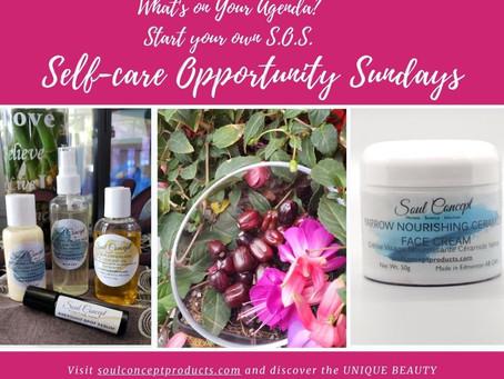 Self-Care Opportunity Sundays (S.O.S.)- Fuchsia