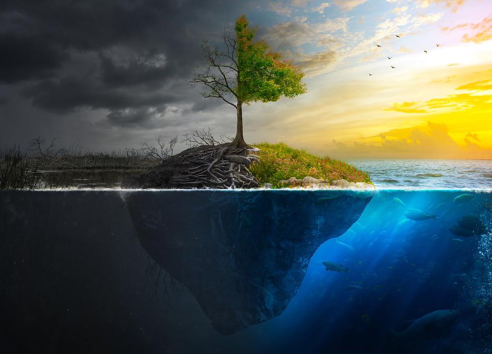 near death experience, spiritual awakening