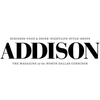 featured in Addison Magazine