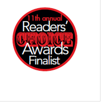 Nominated for Reader's Choice
