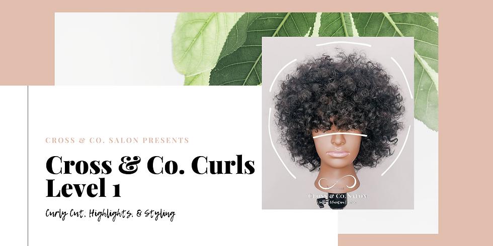 Cross & Co. Curls Level 1 Certification