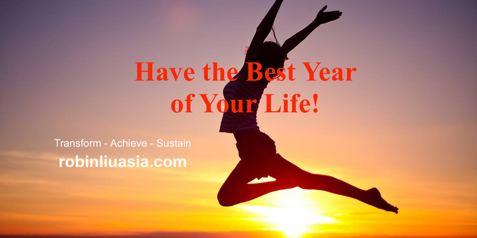 Your Best Year!
