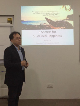 Sustain Happiness Talk