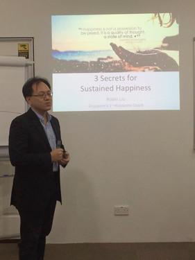 Sustain Happiness Talk