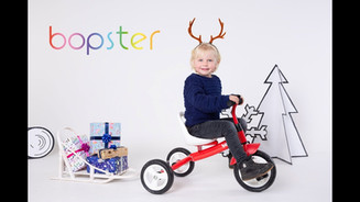 Bopster Christmas Campaign 2019
