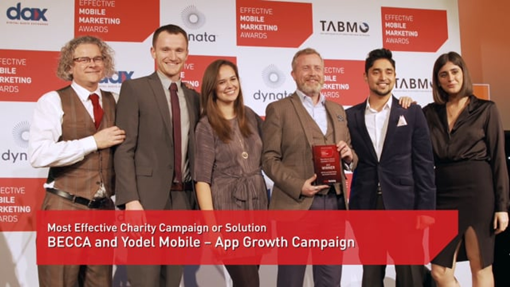 Effective Mobile Marketing Awards 2019