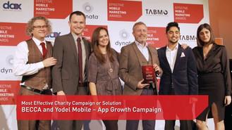 Effective Mobile Marketing Awards 2019