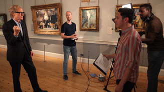 Tour The Courtauld Gallery with Bill Nighy
