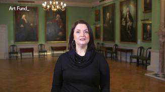 Ruth Jones: Art Happens, The Foundling Museum Campaign