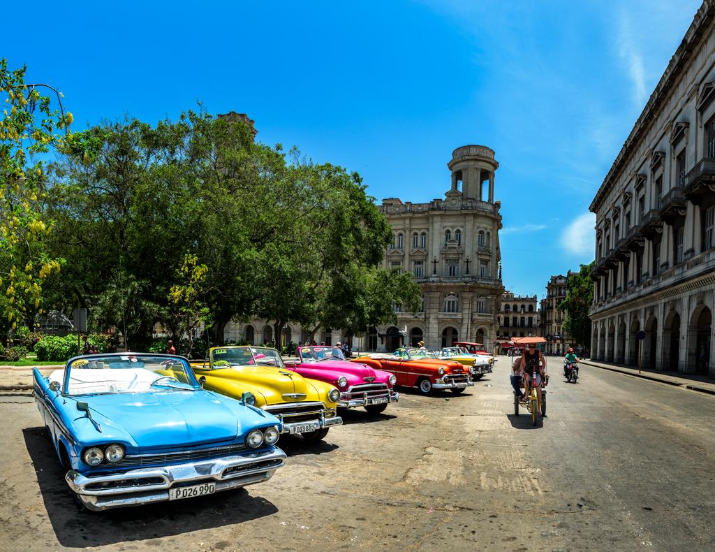 Taxis Cubanos 02
