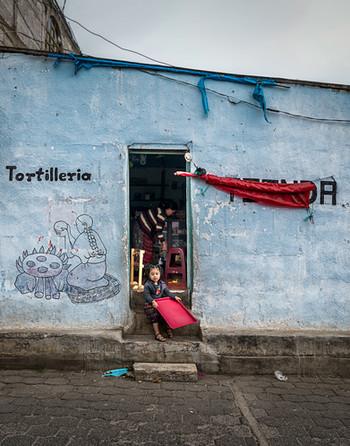 Tienda Tortilleria, San Juan la Laguna