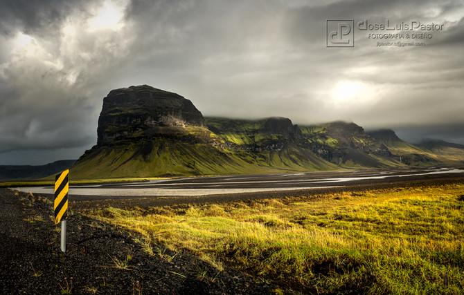 Luz y Montaña