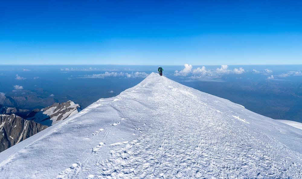 Expedición Mont Blanc 4.810 metros altura