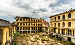 Edificio Abandonado cuba
