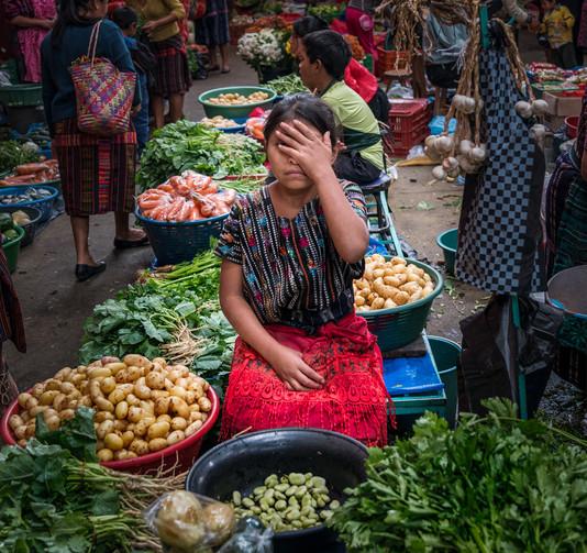 Mercado de Verduras