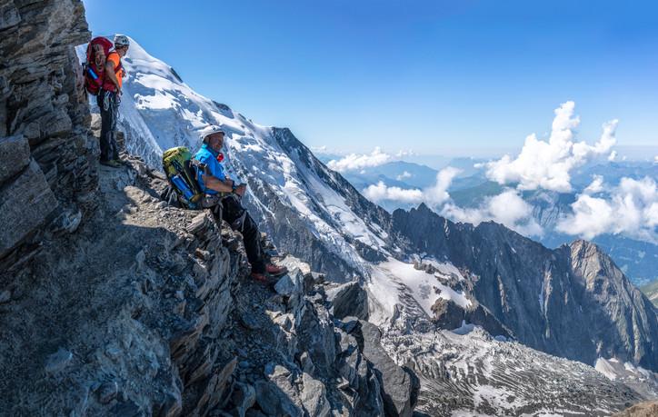 Aventura Mont Blanc 2016