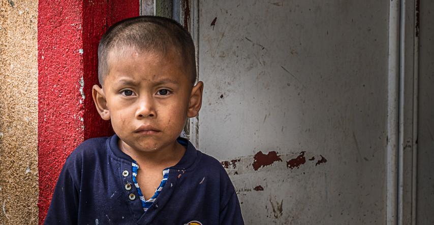 Niño, San Antonio Palopó
