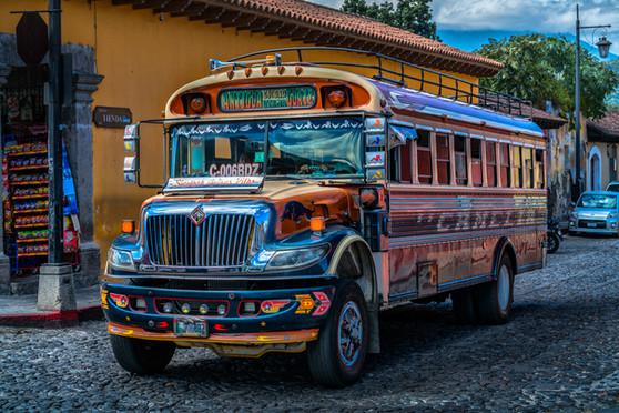 Transporte en Antigua 02