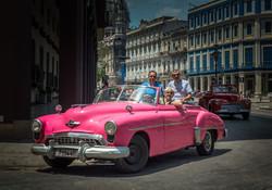 Almendrón Taxi