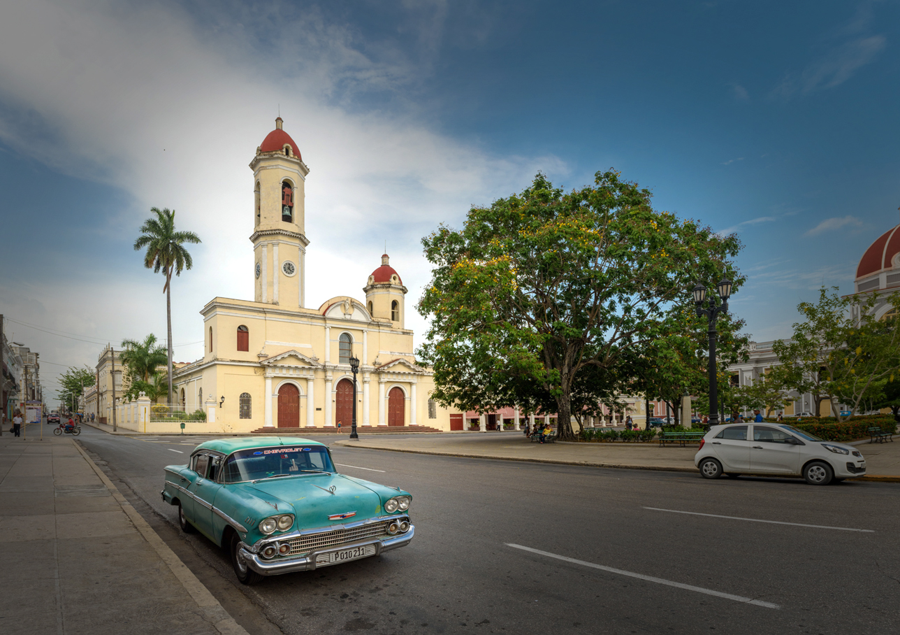 Iglesia Cuba