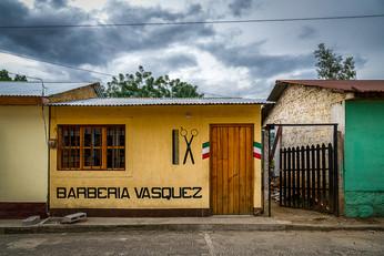 Barberia Vasquez, San Juan la Laguna