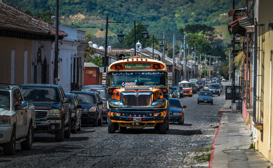 Transporte en Antigua 01