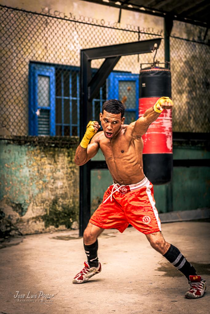 Boxeo en Cuba