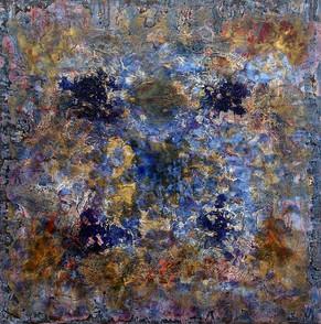 Nº 12 - Oil on canvas - 120 x 120 cm