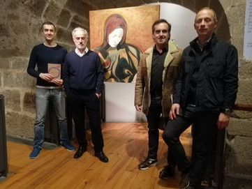 2020, Colectiva Arte Sacra, Museu Pio XII, Braga, Portugal