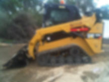Carbone Machinery Hire Loader 257D