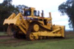 Bulldozer D10 Machinery Hire
