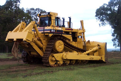 Bulldozer D10 Machinery Hire