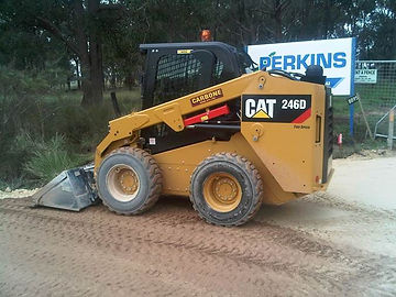 Carbone Hire - Loader 246D