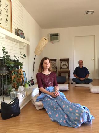 Meditation at northridge center