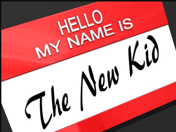 Who's the new kid?