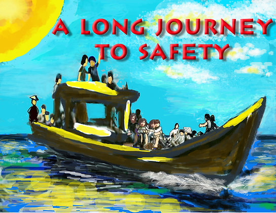 A Long Journey to Safety
