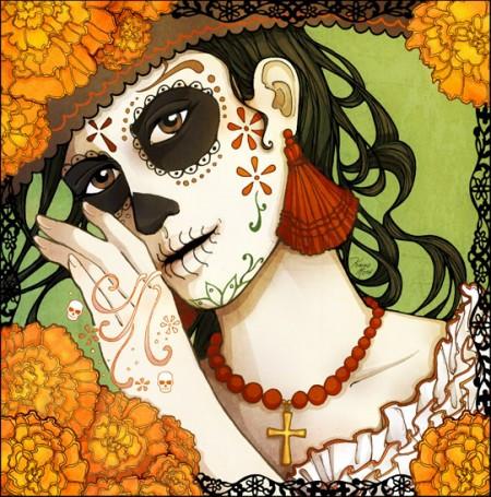 Halloween vs Dia de los Muertos?!?